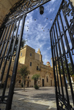 Santa Maria Church, Il-Mellieha, Malta, Europe Photographic Print by Michael Runkel