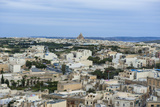 The Old Town of Rabat (Victoria), Gozo, Malta, Europe Photographic Print by Michael Runkel