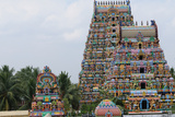 Manargudi Temple Gopuram, Manargudi, Tamil Nadu, India, Asia Photographic Print by Bhaskar Krishnamurthy