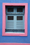 Detail of an Old Colonial House, Olinda, Pernambuco, Brazil, South America Photographic Print by Yadid Levy