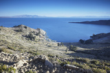 Isla del Sol (Island of the Sun), Lake Titicaca, Bolivia, South America Photographic Print by Ian Trower
