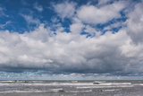 View Out to the North Sea, Schiermonnikoog, West Frisian Isl., Friesland, The Netherlands (Holland) Photographic Print by Mark Doherty