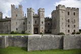 Raby Castle Near Barnard Castle, County Durham, England, United Kingdom, Europe Photographic Print by Nick Servian