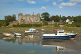 Laugharne Castle, Carmarthenshire, Wales, United Kingdom, Europe Photographic Print by Billy Stock