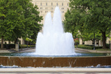 Fountain in Linn Park, Birmingham, Alabama, United States of America, North America Photographic Print by Richard Cummins