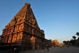 Brihadeshwara Temple Complex, UNESCO Site, Thanjavur (Tanjore), Tamil Nadu, India Photographic Print by Bhaskar Krishnamurthy