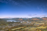 Derwentwater, Lake District National Park, Cumbria, England, United Kingdom, Europe Photographic Print by Ian Egner