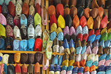 Display of Merchandise, Essaouira, Morocco, North Africa, Africa Photographic Print by Jochen Schlenker