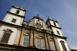 Igreja de Sao Francisco Church, UNESCO Site, Salvador (Salvador de Bahia), Bahia, Brazil Photographic Print by Yadid Levy
