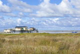 Surf Club, Schiermonnikoog, West Frisian Islands, Friesland, the Netherlands (Holland), Europe Photographic Print by Mark Doherty