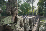 Angkor, UNESCO World Heritage Site, Siem Reap, Cambodia, Indochina, Southeast Asia, Asia Photographic Print by Andrew Stewart