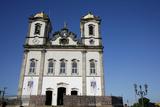 Igreja Nosso Senhor do Bonfim Church, Salvador (Salvador de Bahia), Bahia, Brazil, South America Photographic Print by Yadid Levy