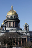 St. Isaac's Cathedral, St. Petersburg, Russia, Europe Photographic Print by  Godong