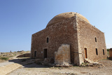 The Mosque of Sultan Ibrahim Within the Fortezza, or Castle, in Rethymnon, Crete, Greek Is, Greece Photographic Print by Stuart Forster