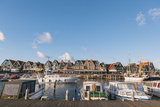 Volendam Harbour, North Holland Province, the Netherlands (Holland), Europe Photographic Print by Mark Doherty