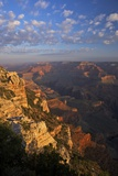 Sunrise at Mather Point, South Rim, Grand Canyon Nat'l Park, UNESCO Site, Arizona, USA Photographic Print by Peter Barritt
