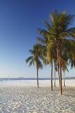 Copacabana Beach, Rio de Janeiro, Brazil, South America Photographic Print by Ian Trower
