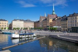 Kornhamnstorg, Gamla Stan, Stockholm, Sweden, Scandinavia, Europe Photographic Print by Frank Fell