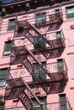 Fire Escape, Soho, Manhattan, New York City, United States of America, North America Photographic Print by Wendy Connett