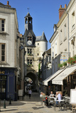 Old Town Gate, Amboise, UNESCO World Heritage Site, Indre-Et-Loire, Centre, France, Europe Photographic Print by Peter Richardson