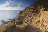 Village of Yumani on Isla del Sol (Island of the Sun), Lake Titicaca, Bolivia, South America Photographic Print by Ian Trower
