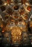 The Interior of Igreja de Sao Francisco Church, Salvador (Salvador de Bahia), Bahia, Brazil Photographic Print by Yadid Levy