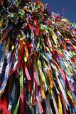Lucky Ribbons Tied at Igreja Nosso Senhor do Bonfim Church, Salvador (Salvador de Bahia), Brazil Photographic Print by Yadid Levy