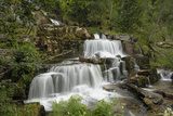 Tvindefossen Waterfall, Tvinde Near Voss, Hordaland, Norway, Scandinavia, Europe Photographic Print by Gary Cook