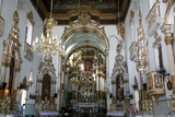 Interior of Igreja Nosso Senhor do Bonfim Church, Salvador (Salvador de Bahia), Bahia, Brazil Photographic Print by Yadid Levy