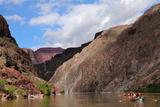 Dory Travel on the Colorado River, Colorado, United States of America, North America Photographic Print by Bhaskar Krishnamurthy