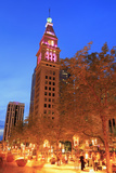 Daniel's and Fisher Tower, 16th Street Mall, Denver, Colorado, United States of America Photographic Print by Richard Cummins