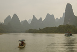 Li River, Guilin, Guangxi, China, Asia Photographic Print by Rolf Richardson