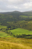 Fleet Valley National Scenic Area, from the Doon of Culreoch, Dumfries and Galloway, Scotland, UK Photographic Print by Gary Cook