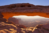 Mesa Arch Sunrise, Island in the Sky, Canyonlands National Park, Utah, United States of America Photographic Print by Neale Clark