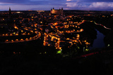 Toledo at Night, Toledo, Spain, Europe Photographic Print by Bhaskar Krishnamurthy
