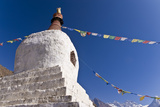 Chorten, Khumbu (Everest) Region, Nepal, Himalayas, Asia Photographic Print by Ben Pipe