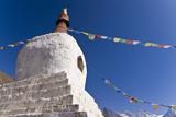 Chorten, Khumbu (Everest) Region, Nepal, Himalayas, Asia Photographic Print by Ben Pipe