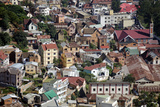 View from the Upper City, Antananarivo City, Tananarive, Madagascar, Africa Photographic Print by J P De Manne