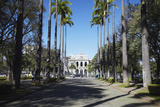 Palacio do Governo (Palace of the Government), Praca da Liberdade, Belo Horizonte, Brazil Photographic Print by Ian Trower