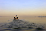 Early Morning, Lake Tana, Bahir Dar, Ethiopia, Africa Photographic Print by Simon Montgomery