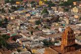 View of Badami Town, Karnataka, India, Asia Photographic Print by Bhaskar Krishnamurthy