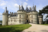 Chateau de Chaumont, Chaumont Sur Loire, Loir-Et-Cher, Loire Valley, Centre, France, Europe Photographic Print by Peter Richardson