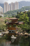 Nan Lian Garden, Hong Kong, China, Asia Photographic Print by Rolf Richardson