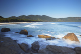 Lopes Mendes Beach, Ilha Grande, Rio de Janeiro State, Brazil, South America Photographic Print by Ian Trower
