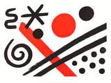 Untitled , 1961 Posters av Alexander Calder