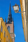Riddarholmskyrkan (Riddarholmen Church), Riddarholmen, Stockholm, Sweden, Scandinavia, Europe Photographic Print by Frank Fell