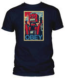 RobotWear - Obey Camiseta