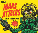 Mars Attacks - 2014 Calendar Calendars