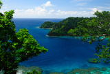 Horse Shoe Bay, Fiji, South Pacific, Pacific Photographic Print by Bhaskar Krishnamurthy