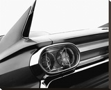 '61 Cadillac Stretched Canvas Print by Richard James